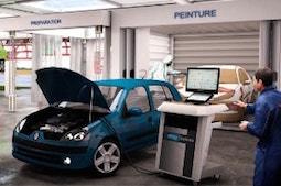 Commerce, réparation automobile