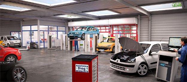Financement participatif commerce de proximit hors for Financement garage auto